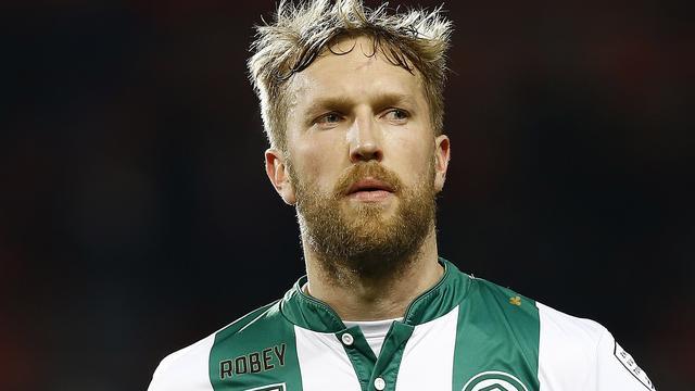 Aanvoerder Lindgren na dit seizoen weg bij FC Groningen