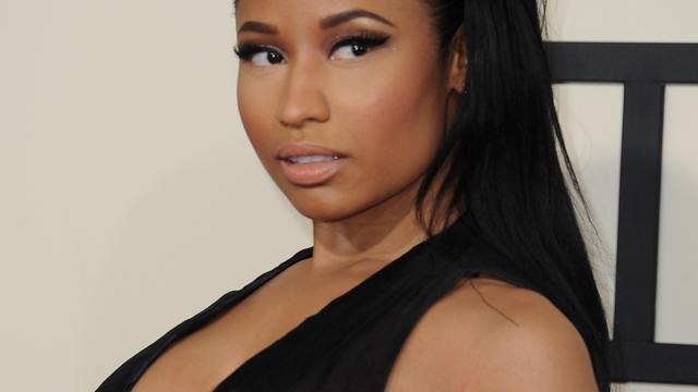 Nicki Minaj treedt samen met Ariana Grande op bij VMA's