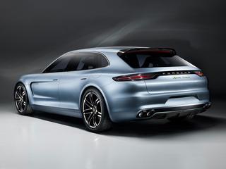 De Porsche Panamera Sport Turismo komt echt, maar later dan we hadden verwacht. Niet Detroit, maar Genève krijgt de eer.