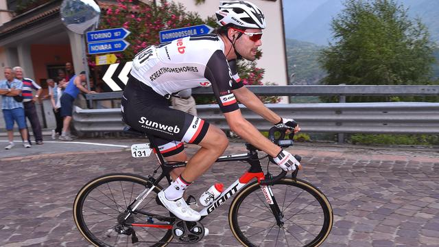 Oververmoeide Dumoulin niet meer van start in Ronde van Zwitserland