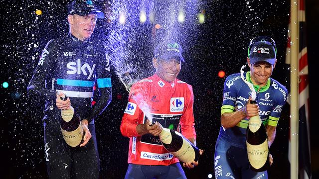 Vuelta telt liefst negen aankomsten bergop