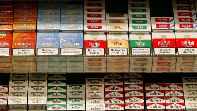 Sigarettenrovers richten ravage aan in Spar en vluchten op de fiets