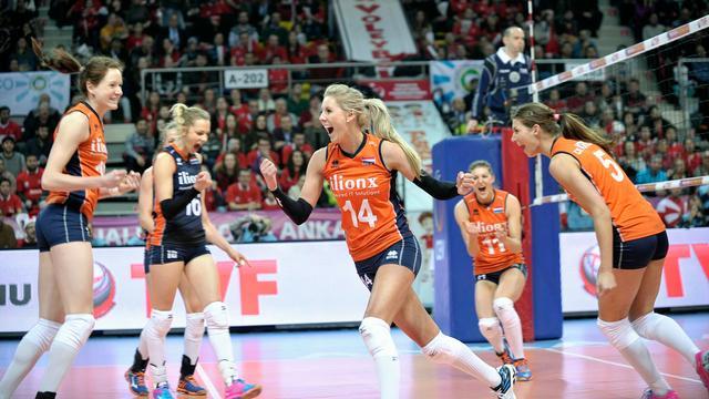 Guidetti vindt dat volleybalsters plaatsing voor Spelen verdienen
