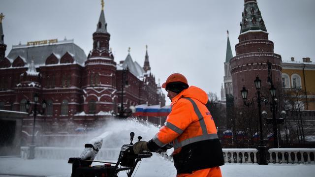 Sterkste krimp Russische economie sinds 2009