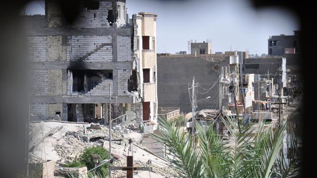 Duitsland geeft 160 miljoen extra voor wederopbouw Irak