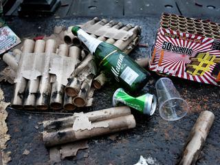 Verzekeraars maken zich zorgen over zwaarder wordende vuurwerk