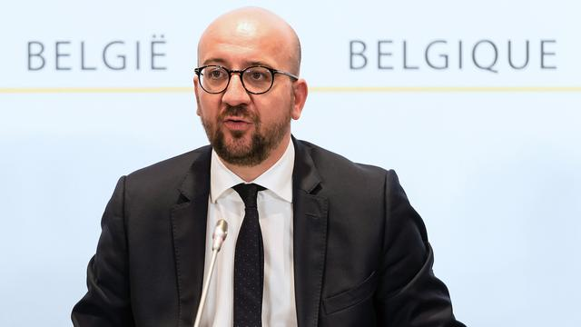 Premier wil imago België oppoetsen