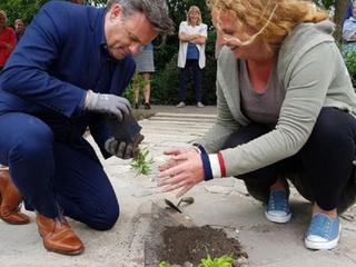 Tuin moet ecozone zijn voor bedreigde soorten