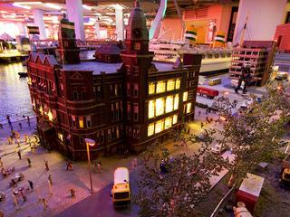 Miniworld Rotterdam, Delfshaven, Museum Rotterdam en Rederij Spido voor een spotprijs