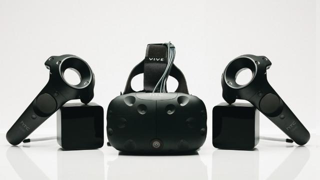 HTC presenteert nieuwe versie VR-bril Vive