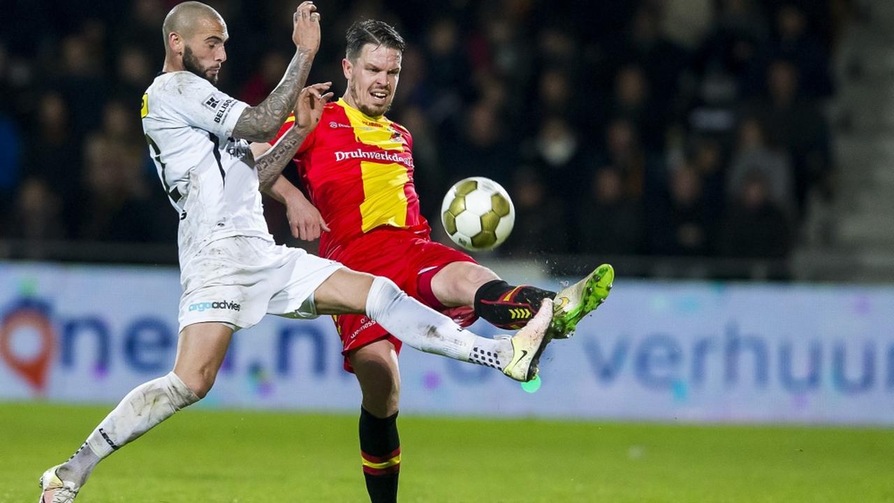Bekijk de samenvatting van Go Ahead Eagles-NAC Breda