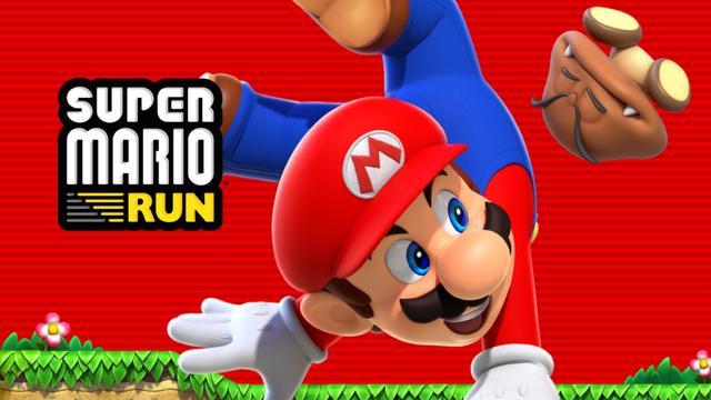 Super Mario Run uitgebracht voor Android