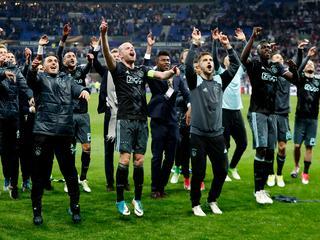 Amsterdammers treffen op 24 mei Manchester United