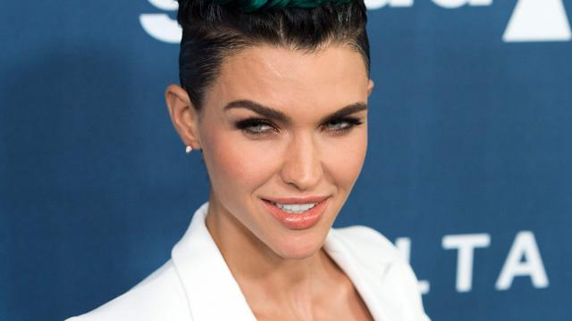 Orange is the New Black-actrice Ruby Rose bevestigt relatie