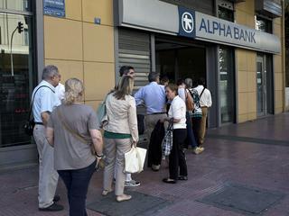 Er zijn voor- en nadelen voor een 'Grexit'