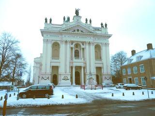 Komende jaren wordt keihard gewerkt aan kerkelijke gebouwen
