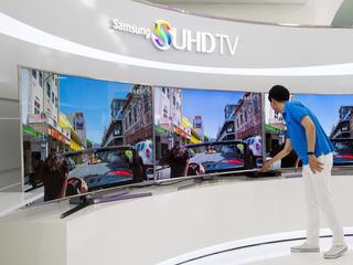 13 procent van verkochte tv's beschikt over hogere resolutie