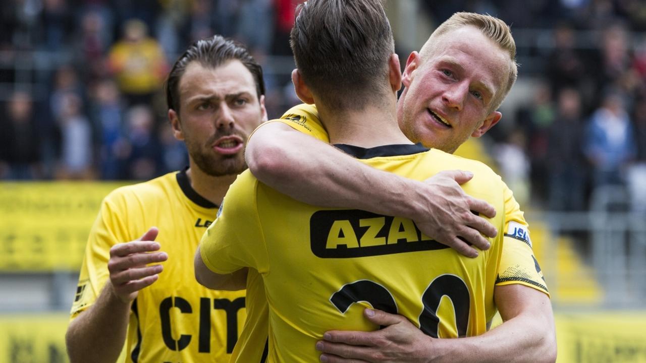 Bekijk de samenvatting van NAC Breda-FC Eindhoven