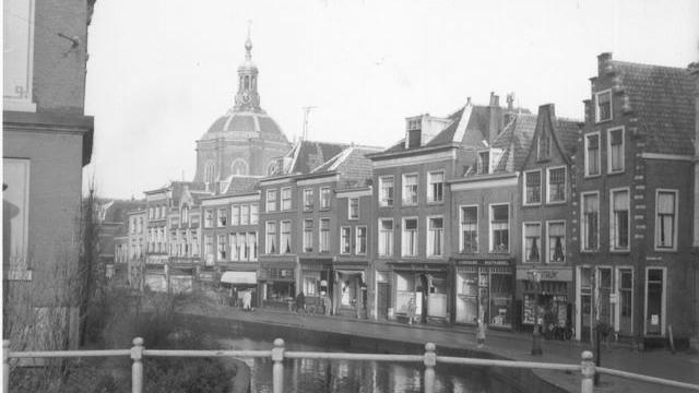 Van Stockum Leiden toont film Maredorp