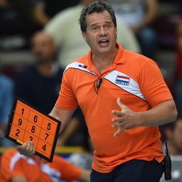 Volleyballers verliezen ook van Australië in Final Four