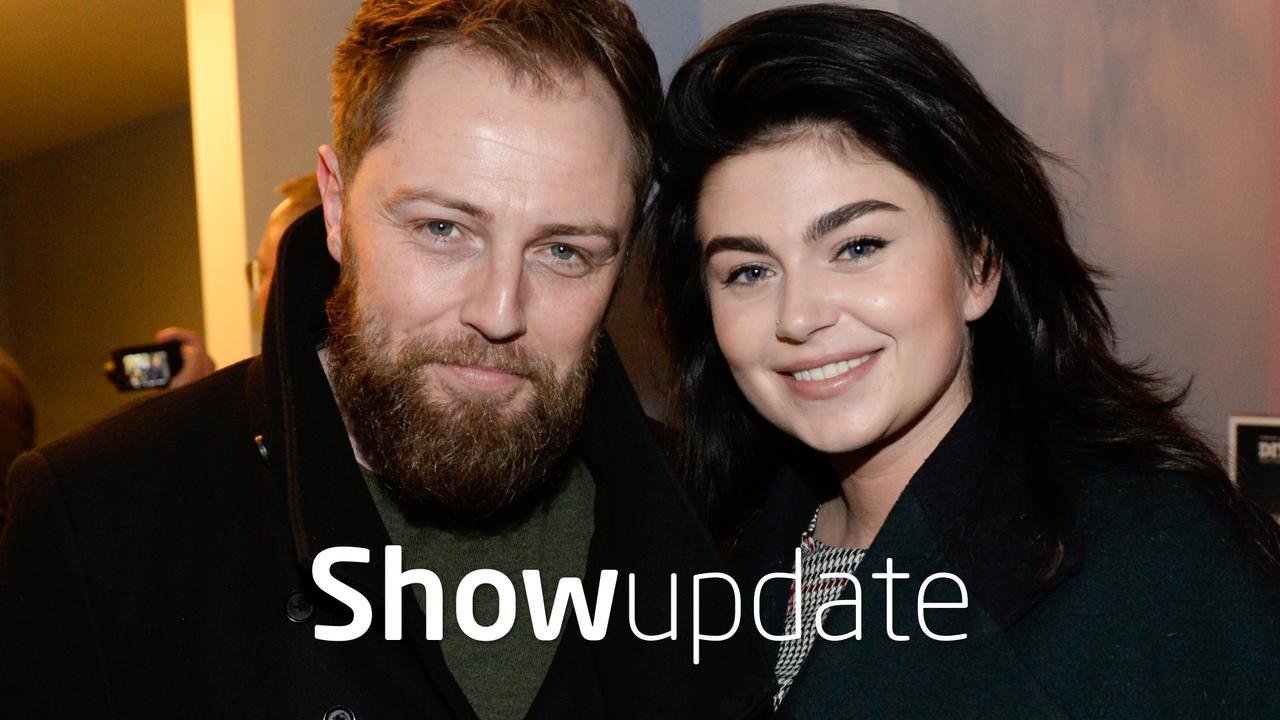 Show Update: Liefde Roxeanne Hazes en Erik Zwennes 'onverwoestbaar'