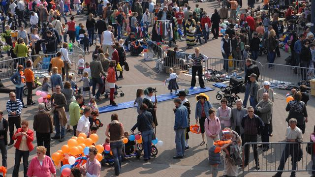 Nieuwe organisatie doet beroep op deelnemers aan Oranjemarkt