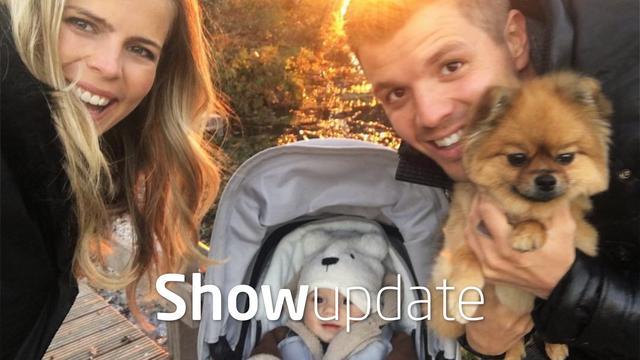 Show Update: Mijlpaal voor zoon Jaap Reesema en Kim Kötter