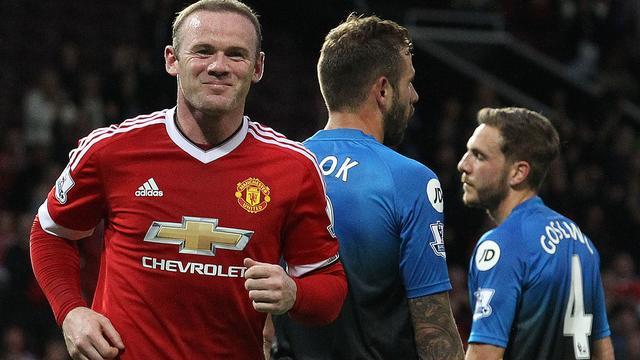 Van Gaal eindigt met United als vijfde na zege op Bournemouth