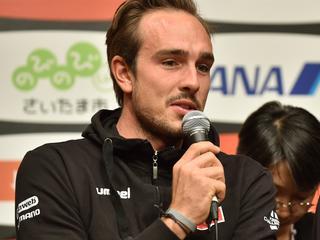 Renner Giant-Alpecin tevreden over comeback in Frankfurt