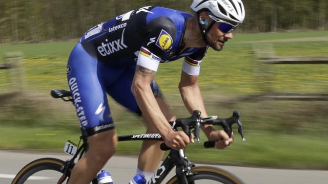 Boonen gaat nog één jaar door bij Etixx-QuickStep