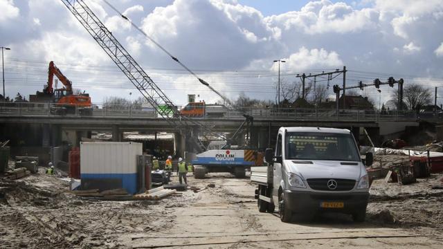 Oplevering tunnel Doornboslaan loopt opnieuw vertraging op