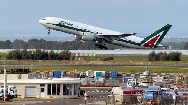 Alitalia start insolventieprocedure voor herstructurering bedrijf
