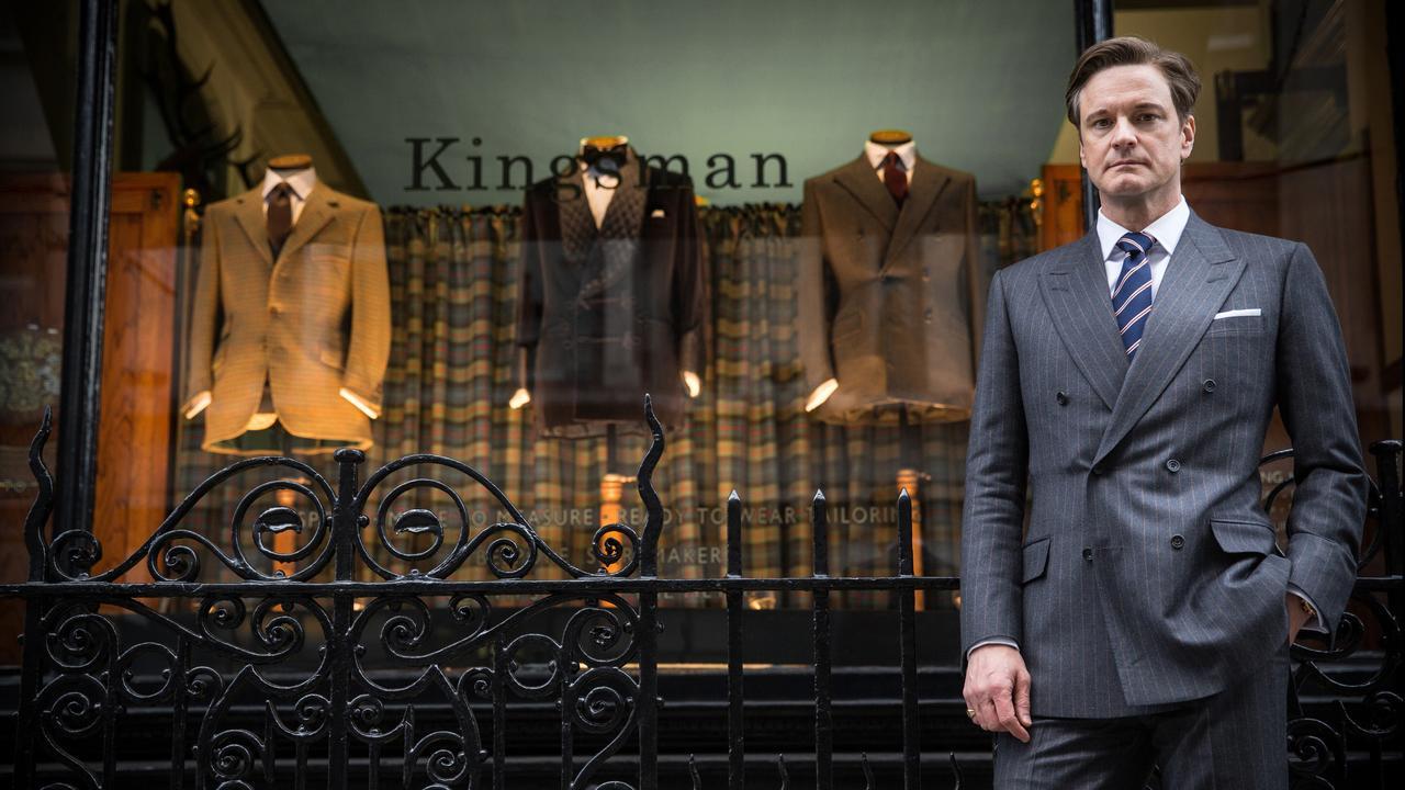Kingsman: The Secret Service - trailer