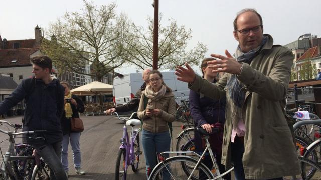 Boschstraat als eerste fietsstraat van Breda: 'We zijn er erg blij mee'
