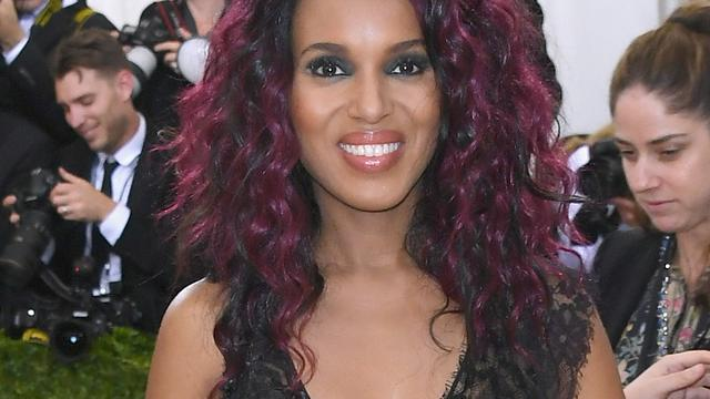 'Actrice Kerry Washington in verwachting van tweede kind'