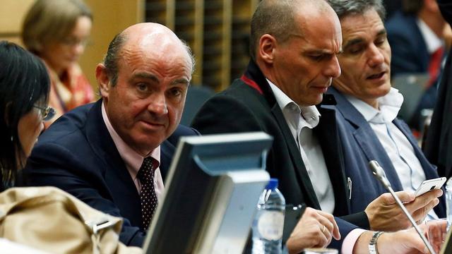 Eurogroep eindigt zonder akkoord over Griekenland