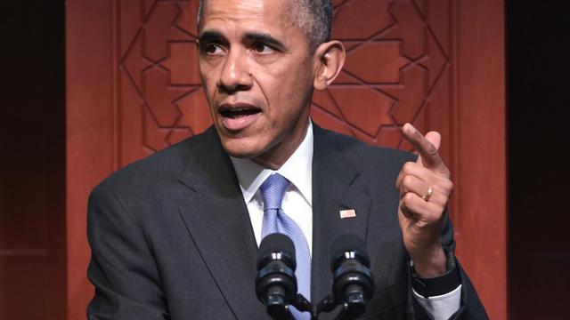 Obama veroordeelt antimoslim-retoriek in Verenigde Staten