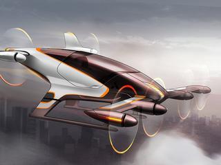 Vliegtuigbouwer werkt aan vliegende oplossingen voor druk stadsverkeer