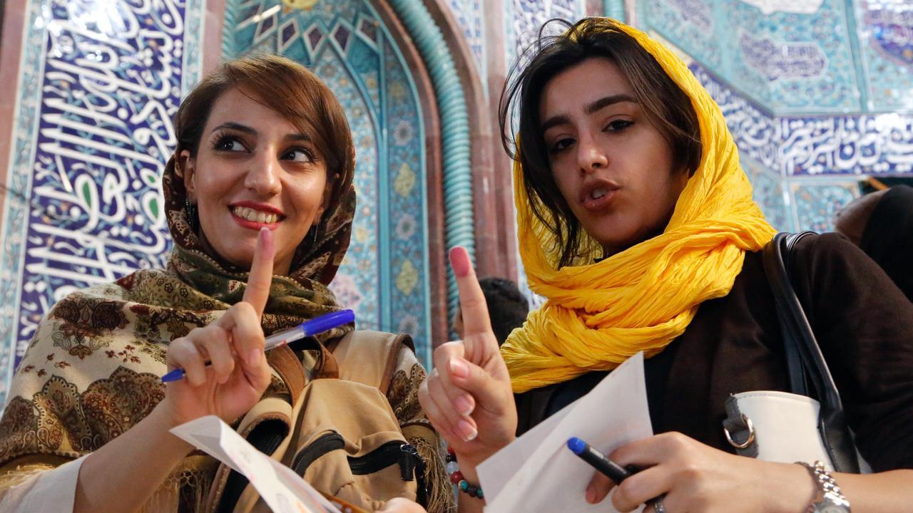 Iran kiest tussen conservatieve en progressieve presidentskandidaat