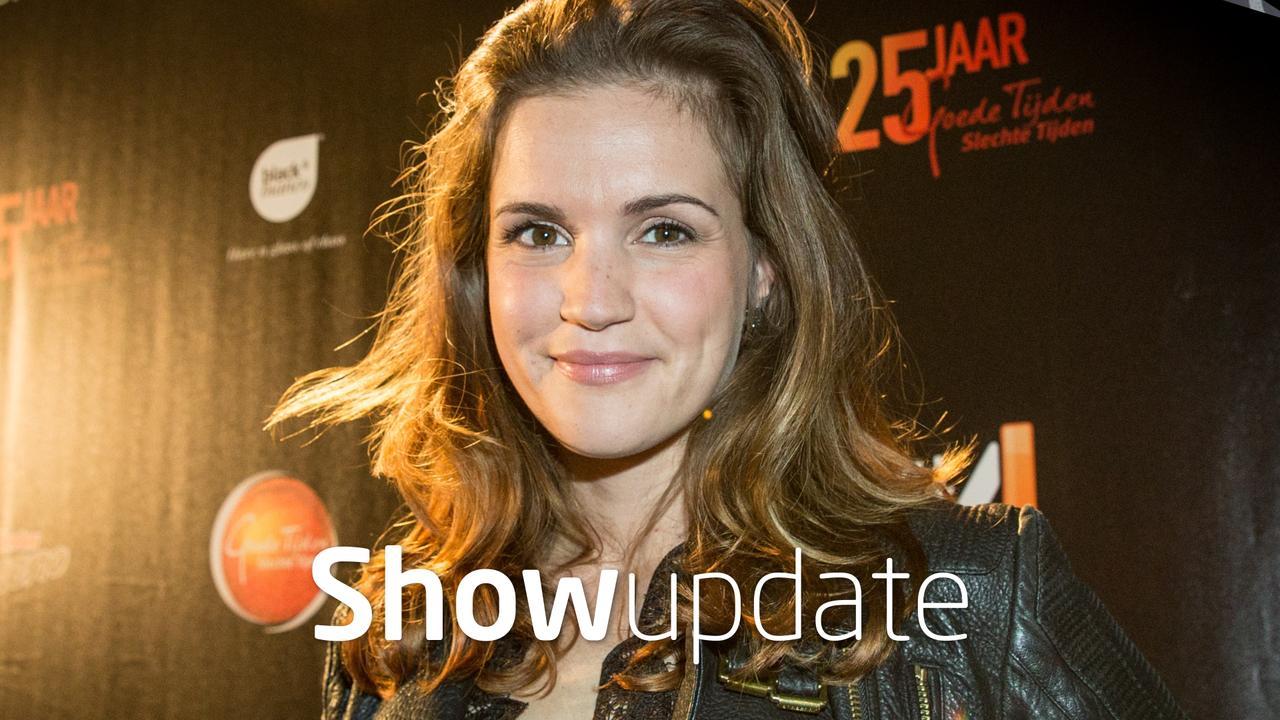 Show Update: Marly van der Velden wil tweede kindje