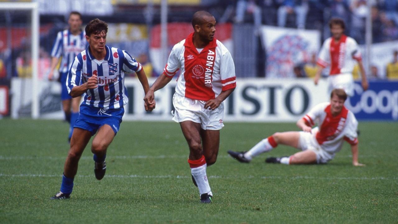 Bekerfinale 1993: sc Heerenveen-Ajax