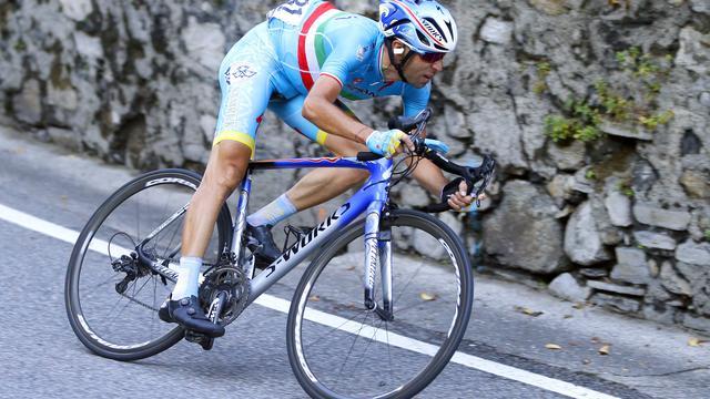 Nibali ziet Dumoulin als concurrent in Ronde van Italië