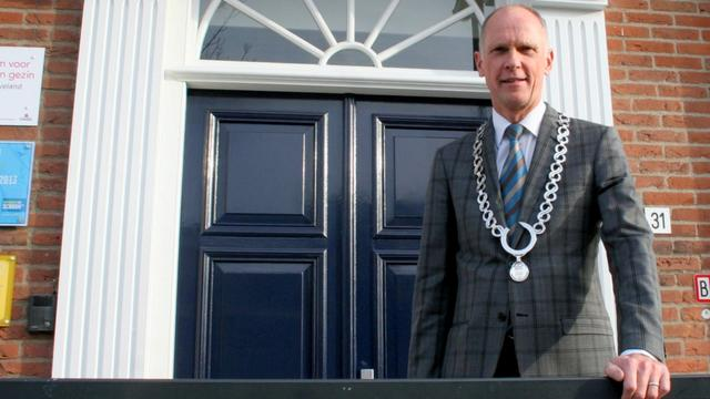 Marcel Fränzel waarnemend burgemeester van Veghel