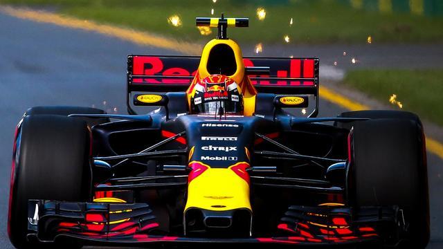 Verstappen rekent vanaf vijfde startplek op eenzame race in Australië