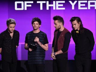 Band gekozen als artiest van het jaar