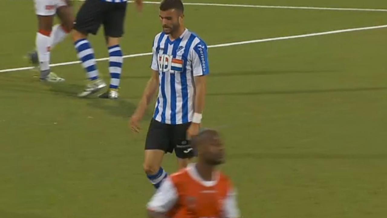 Samenvatting FC Eindhoven - MVV