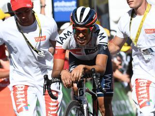 Movistar-renner meldde zich zondag al af voor Spelen