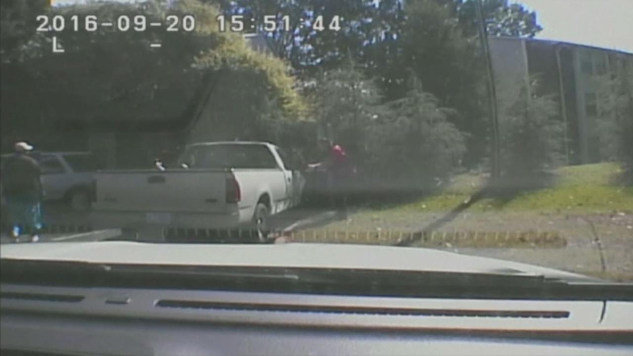 Politie Charlotte geeft beelden van dodelijke schietpartij vrij