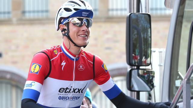 Etixx-Quick Step met Terpstra en kopman Boonen in Gent-Wevelgem