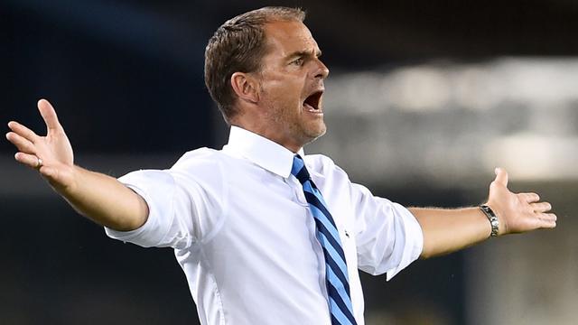 De Boer vindt dat Inter 'op alle vlakken moet verbeteren'
